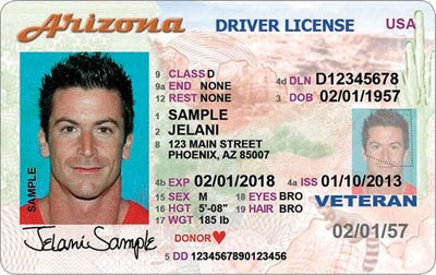 Arizona Courier Prescott Daily Az Rolling New Out License The Driver's Format Mvd