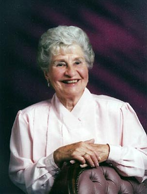Mildred Barbara Burton (Raab)