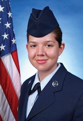 Air Force Airman Alexis B. Zirbel