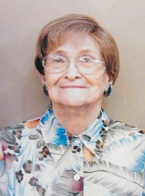 Mary Gladys (Davis) Gardner