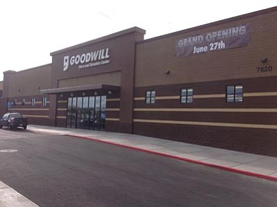 Goodwill prescott valley
