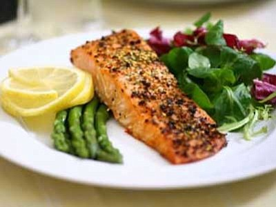 Courtesy photo<br> Wild Caught Alaskan Salmon is free from chemical additives, lower in saturated fats and is also a sustainable food source, making it the healthier choice.