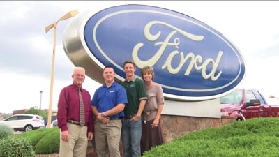 Galpin Ford Service >> Prescott Galpin Ford S Odometer Hits 30 Years The Daily