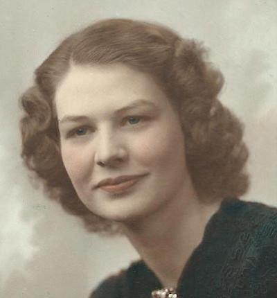 Helen Ilene (Tyler) May