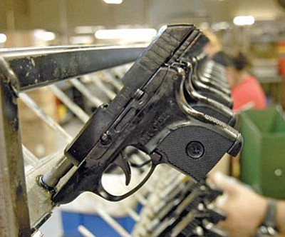 Ruger factory. (File Photo)