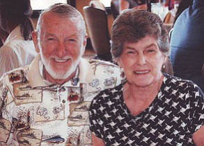 Robert and Betty Peñás