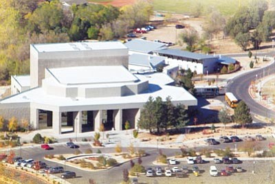 Yavapai College Performing Arts Center (File Photo)