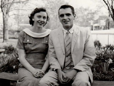 Shirley and William Blackburn