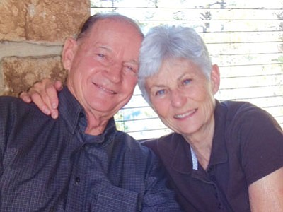 John and Bonnie Otterstedt