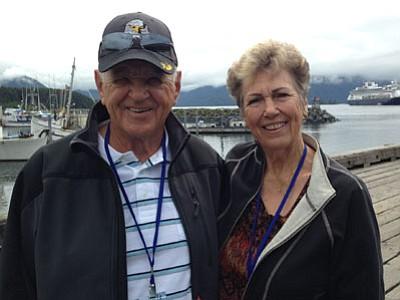 John and Pattie Varhol