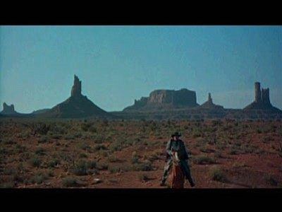 "John Ford's ""The Searchers"" was filmed in Monument Valley, Arizona, in 1956. (Courtesy photo)"
