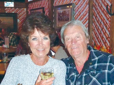 Diane and Ron Wright