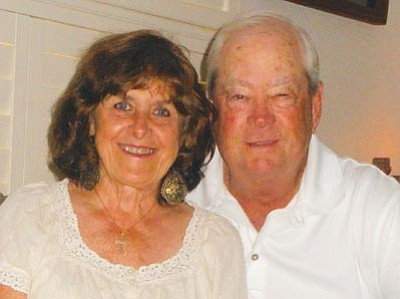 Rosalie and Lowell Holman