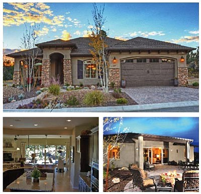 Prescott New Home Community By Carrington Homes The Daily Courier Prescott Az