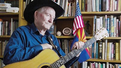 Courtesy photo<br>Arizona State Historian Marshall Trimble