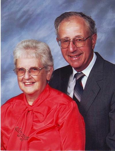 Herman and Marian (Gerber) Zuercher