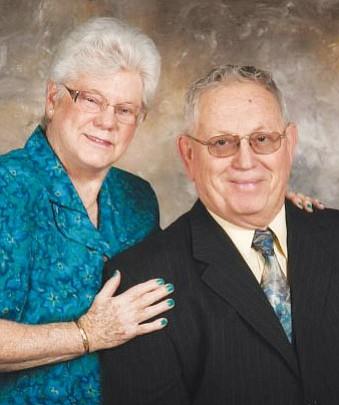 Mr. and Mrs. Gregor Venetz