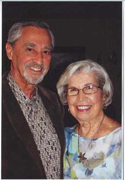 Mr. and Mrs. Earl Peek