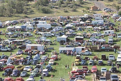 Watson Lake Park will be the site of the sprawling Prescott Antique Auto Club's 41st annual show this weekend, Aug. 1-2.<br /><br /><!-- 1upcrlf2 -->(Courtesy photo)