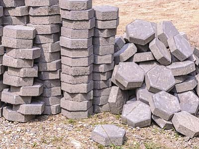 Concrete pavers instantly add value to your home. (Thinkstock)