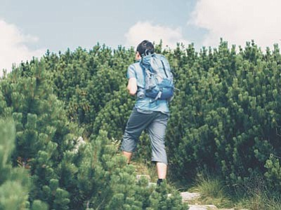 Hiking opportunities abound this month.(Thinkstock)