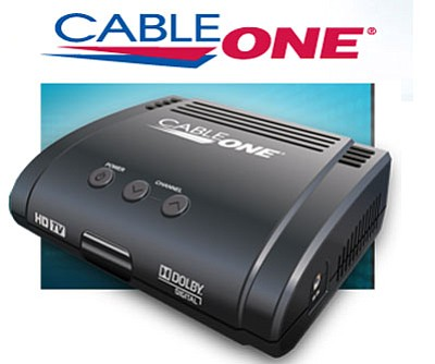Cable One continues switch to digital | The Daily Courier ...