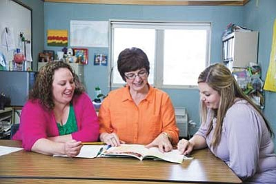 Pam Clark - Master and National Board Certified Teacher