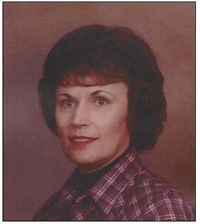 Frieda Woolcott