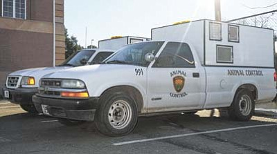 The Prescott Police Department will lose one-third of the animal control staff as a result of budget cuts. (Les Stukenberg/The Daily Courier)