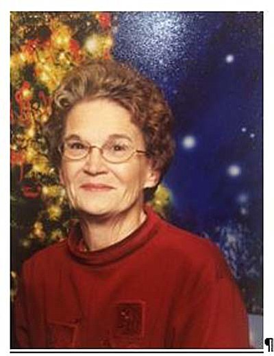 Catherine Ann Deibler
