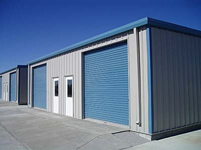 Courtesy<br /><br /><!-- 1upcrlf2 -->The new business/warehouses are in the Antelope Meadows Industrial park, one-third of a mile east of Highway 69 on Highway 169 at 622 S. Bennett Drive, Prescott Valley. <br /><br /><!-- 1upcrlf2 -->