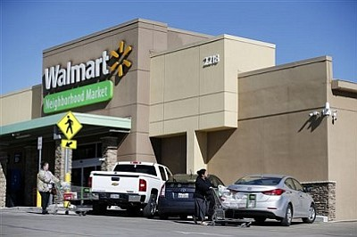 Associated Press<br /><br /><!-- 1upcrlf2 -->Shoppers leave the Wal-Mart Neighborhood Market in Dallas, Friday. The Bentonville, Ark., company announced Friday the planned closure of 269 stores, more than half of them in the U.S. and another big chunk in its challenging Brazilian market.