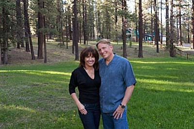Courtesy<br>Valerie Woods Daniel and Valerie Woods