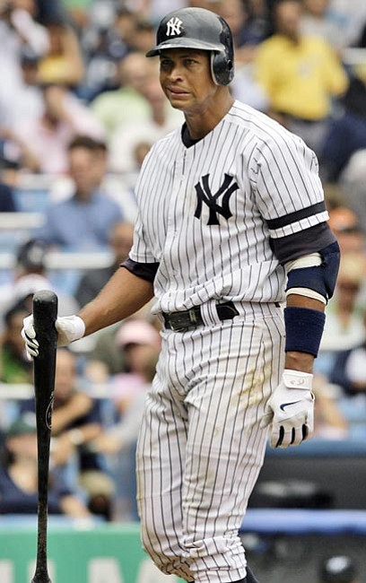 The Associated Press/<br>Kathy Willens<br>Alex Rodriguez could become MLB's first $30 million man as soon as next season.
