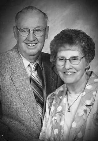 Virgil and Evelyn Bennett