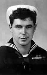 This photo of Keith Staker is from his days serving in the U.S. Navy.    Courtesy