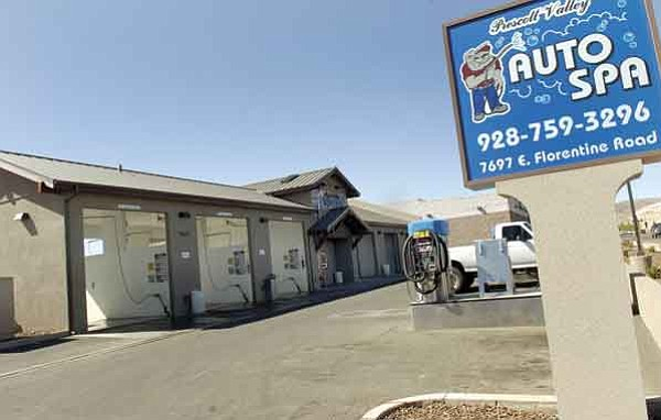 Full service automatic or diy car wash businesses flourish in pv the prescott valley auto spa on florentine road is a do it yourself automated solutioingenieria Gallery
