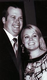Christopher Morgan and Lisa Marie Barrett