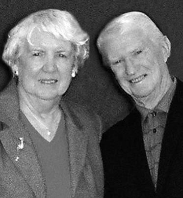 Maxine and Vernon  O'Riley