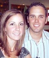 Emily Briggs and Bryan Myrick