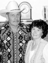 Rod and Sue Heuett