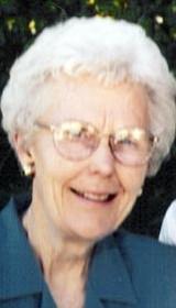 """Mrs. Marjorie Virginia """"Ginny"""" Hopper"""