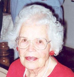 Mrs. Opal Tenney Goodman Allen