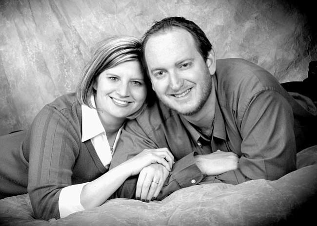 Ashley Sciacca and David Januski