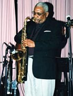 Courtesy<br> Milt Cannon and other musicians perform at previous Prescott Jazz events.