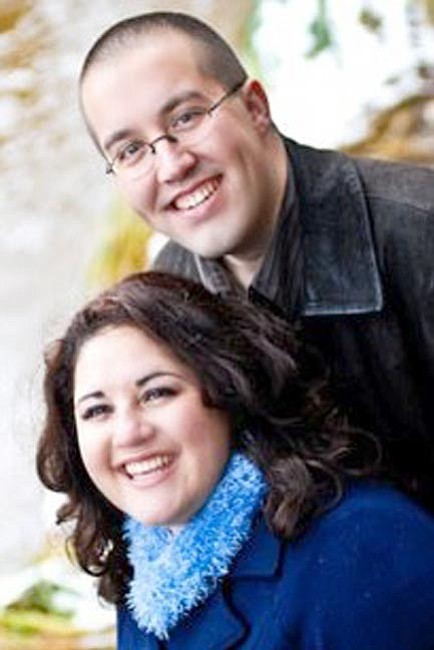 Mary Ann Mendez and Adam Rutherford