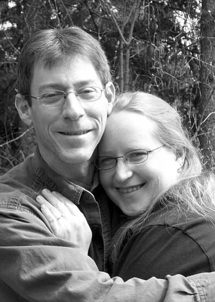 Paul Ray and Dawn Johnson