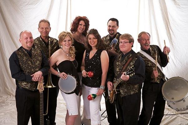 Courtesy<br> AZ Revue cast members perform at the Elks Opera House last summer.