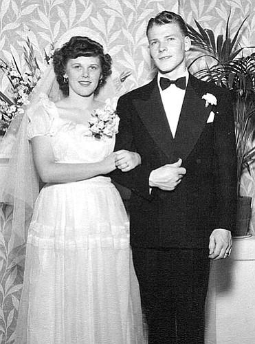 Anne and Bernie Carper
