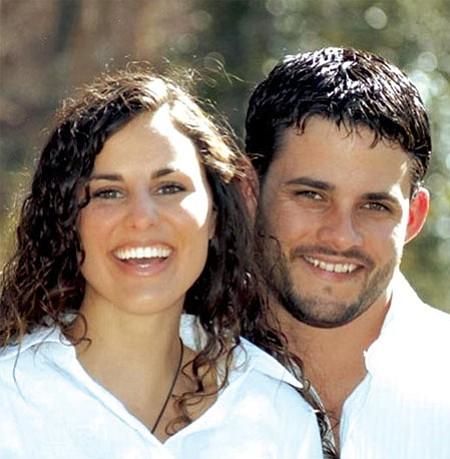 Mr. and Mrs. Brian Davis